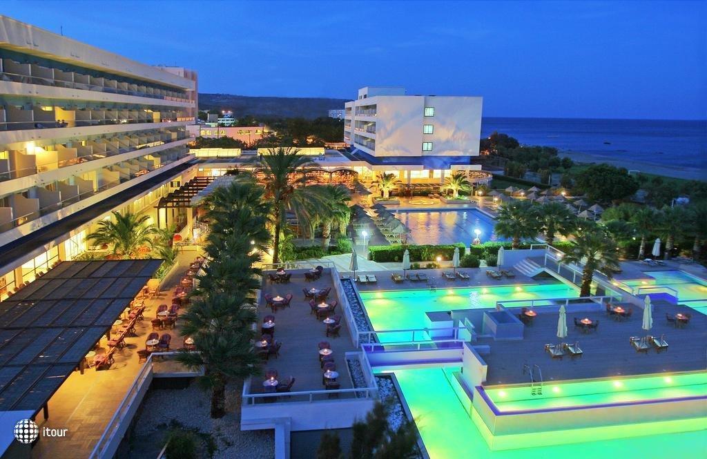Греция родос отель blue sea