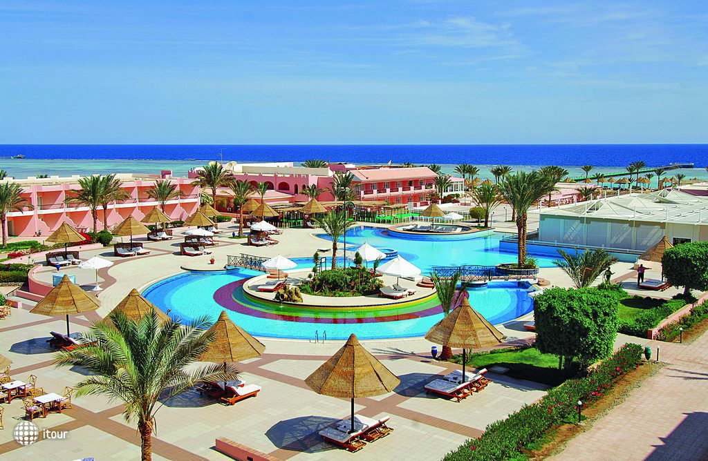 Dessole Alexander The Great Resort (ex. Cataract Resort Marsa Alam) 2