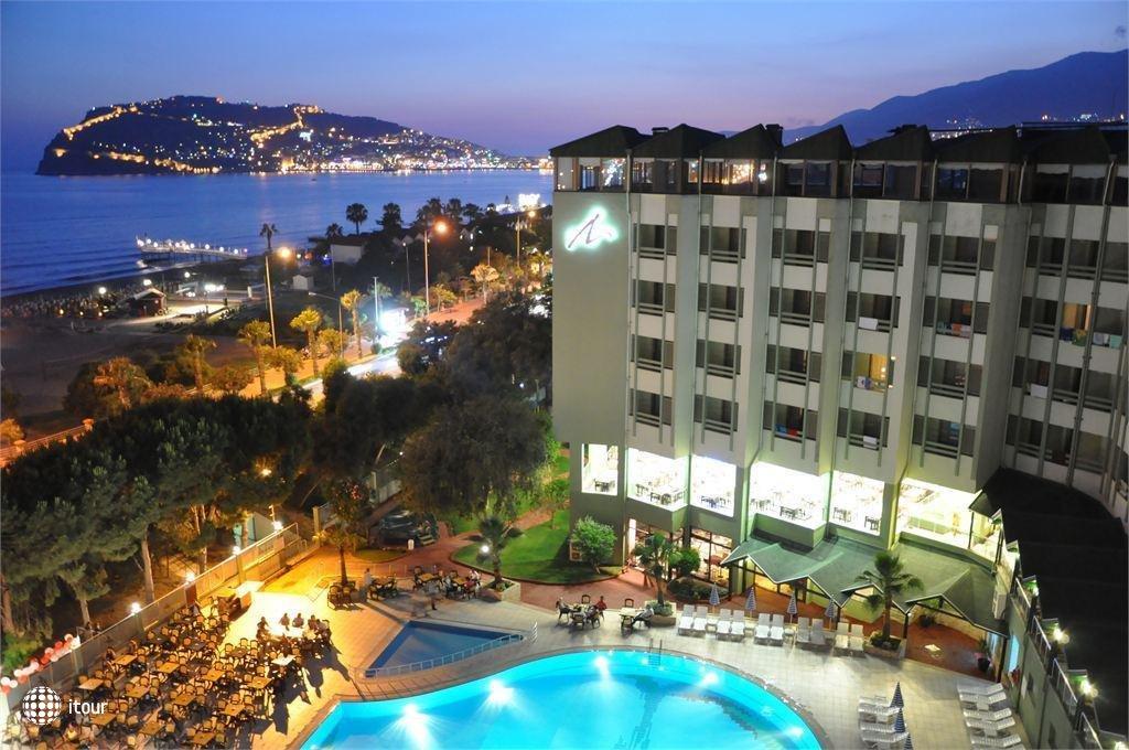 Ananas Hotel 1