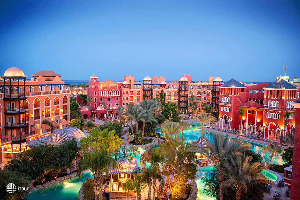 Grand Resort Hurghada 2