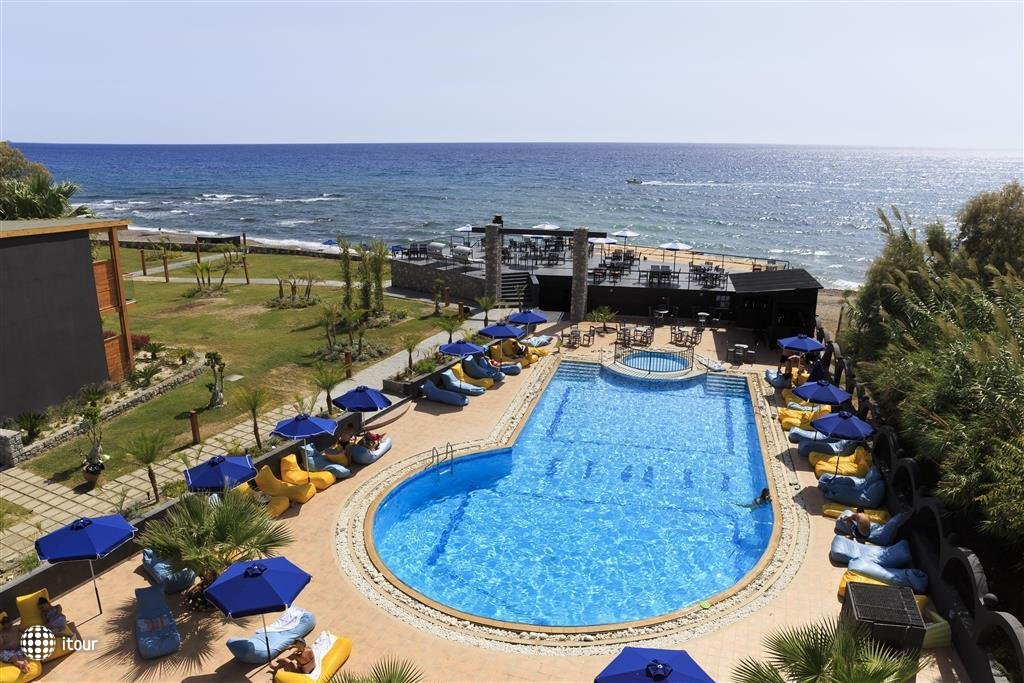 Alia Mare Resort (ex. Medblue Lardos) 5
