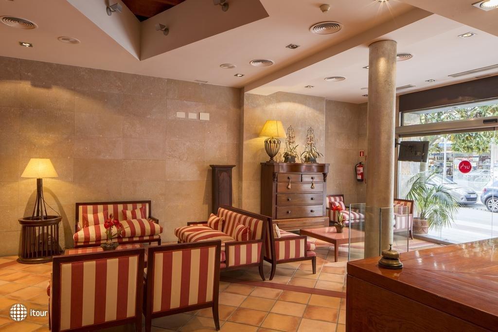 Hotel Urh Vila De Tossa 4* Ex. Vila De Tossa Hotel 4* 6