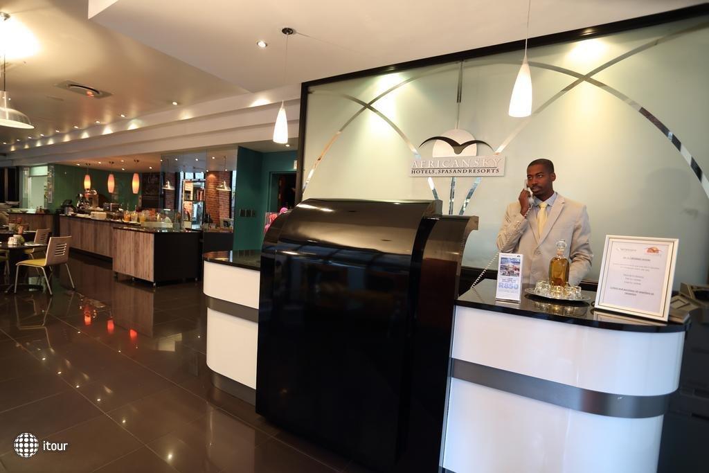 Cape Diamond Boutique Hotel 1
