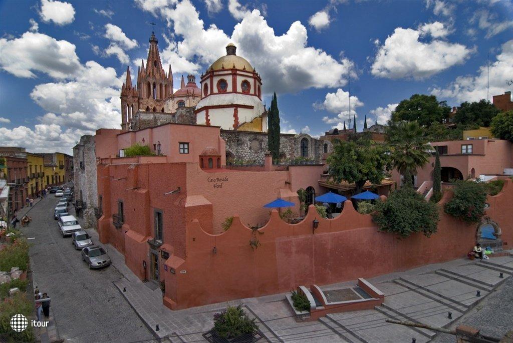Casa Rosada 1