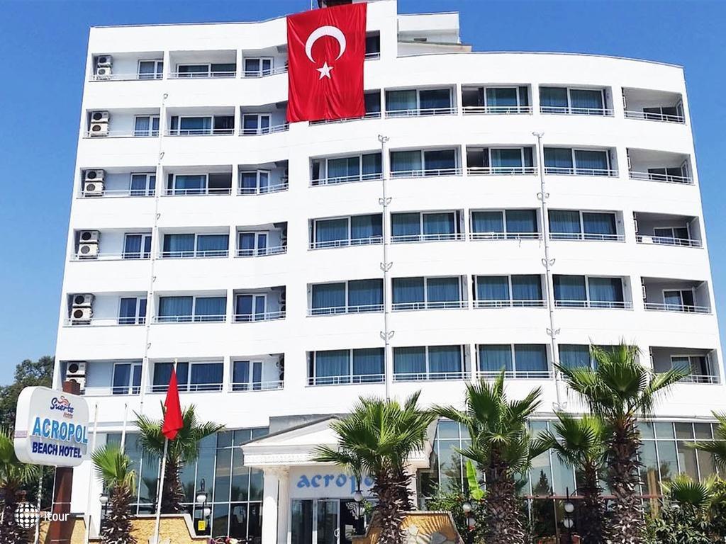 Acropol Beach Hotel 1