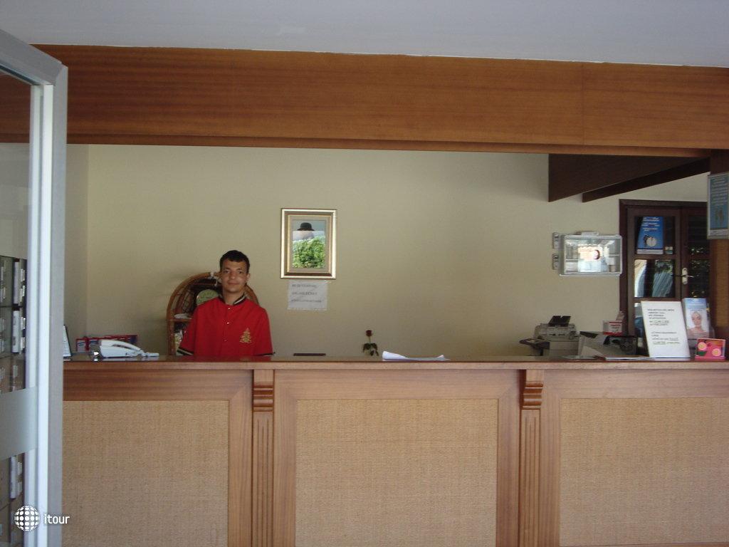 Ozlem Garden Hotel 5