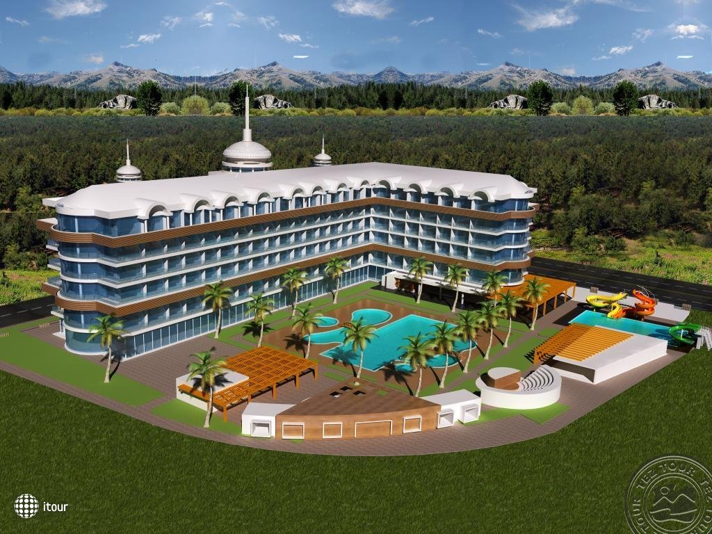 Maya World Hotel 5