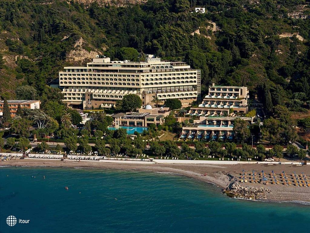 Amathus Beach Hotel Rhodes (ex. Rodian Beach) 1