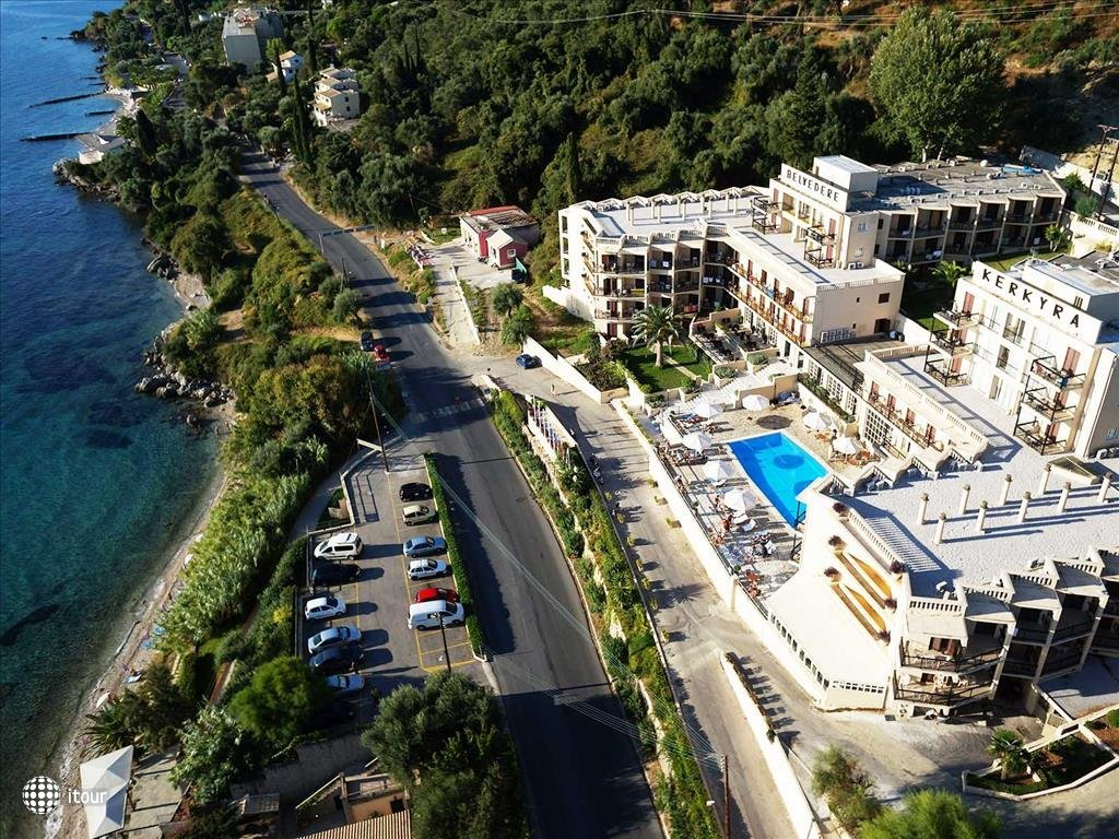 Corfu Belvedere Hotel 1
