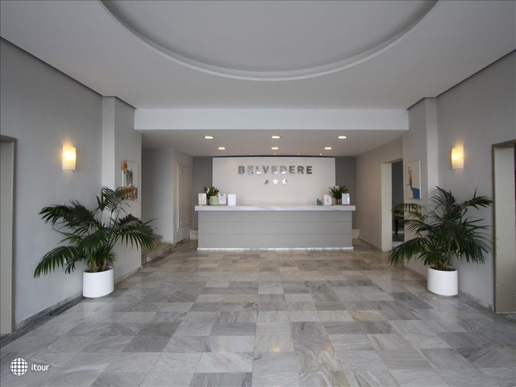 Corfu Belvedere Hotel 6