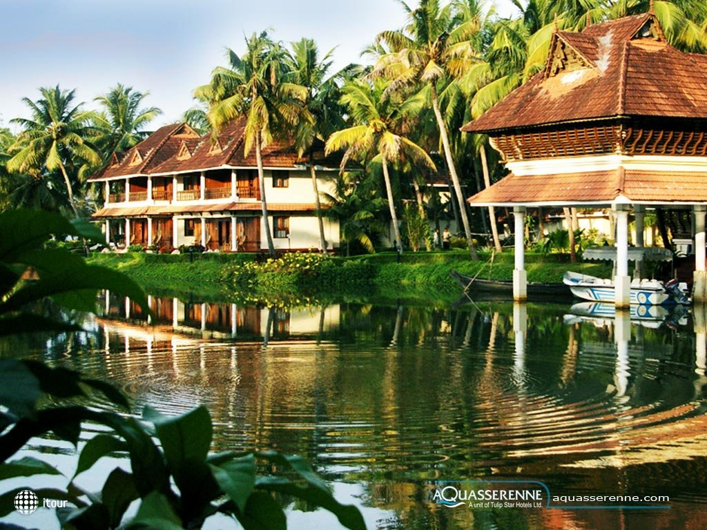Aquaserene Resort Kollam 1