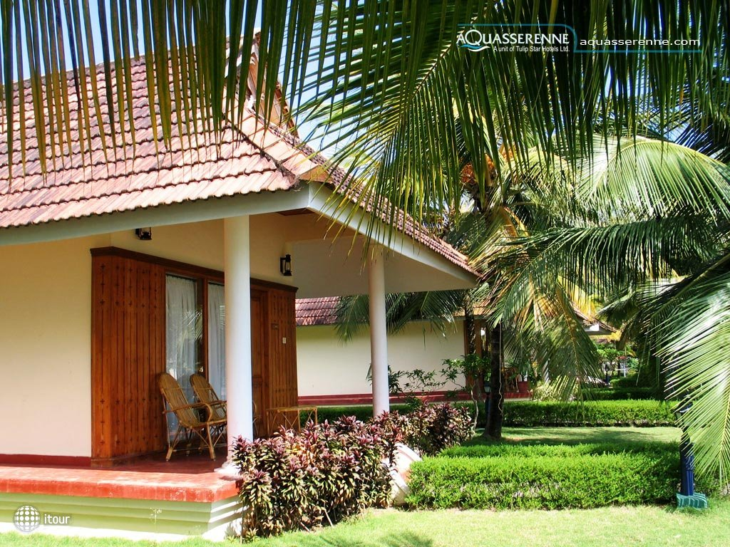 Aquaserene Resort Kollam 7