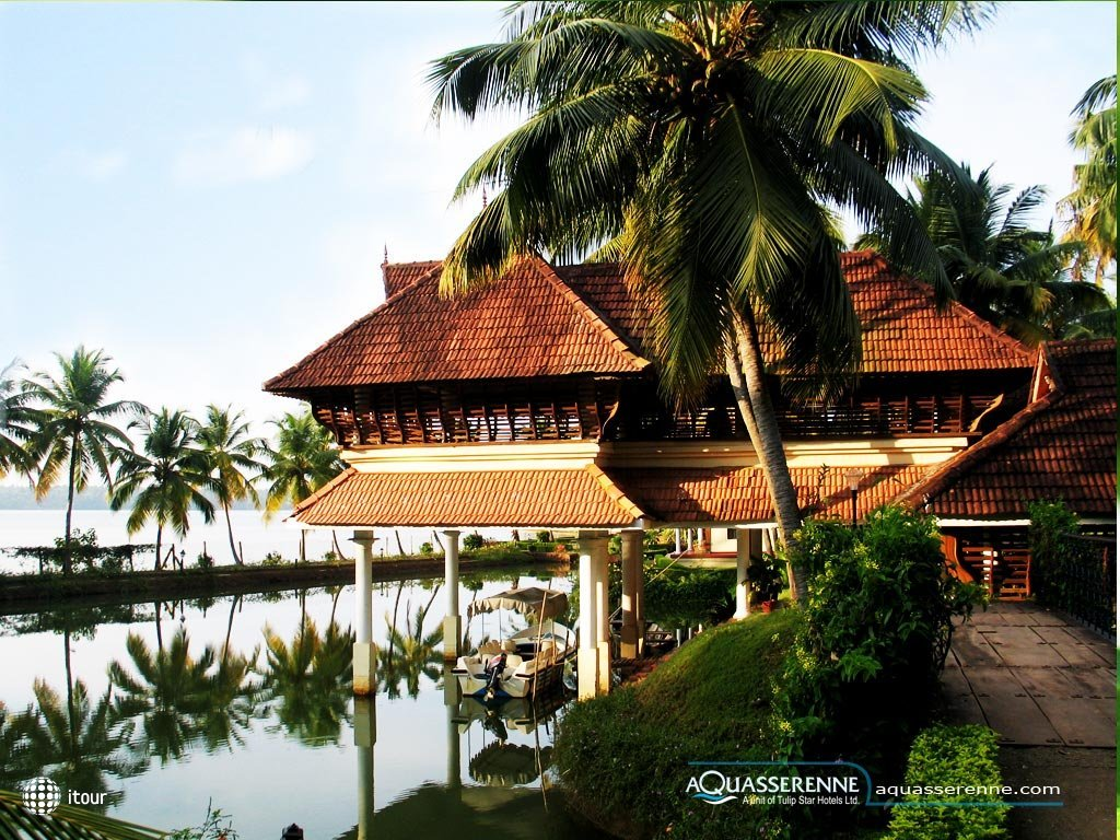 Aquaserene Resort Kollam 8