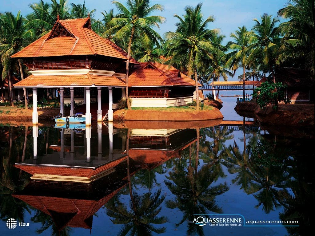 Aquaserene Resort Kollam 10