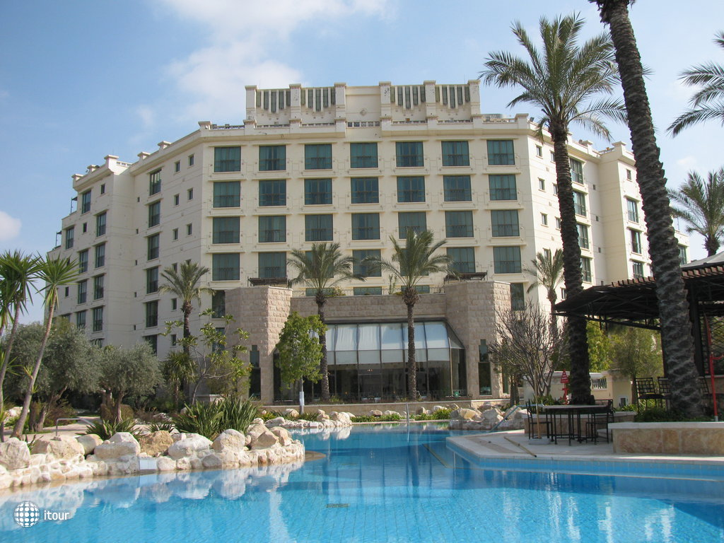 Intercontinental Bethlehem (jacir Palace) 1