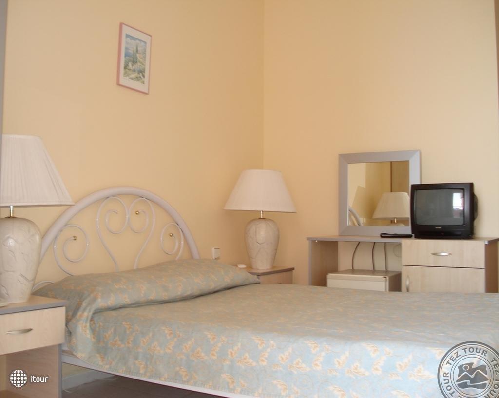 Grand Bayar Beach Hotel (ex. Turkmen Hotel) 8
