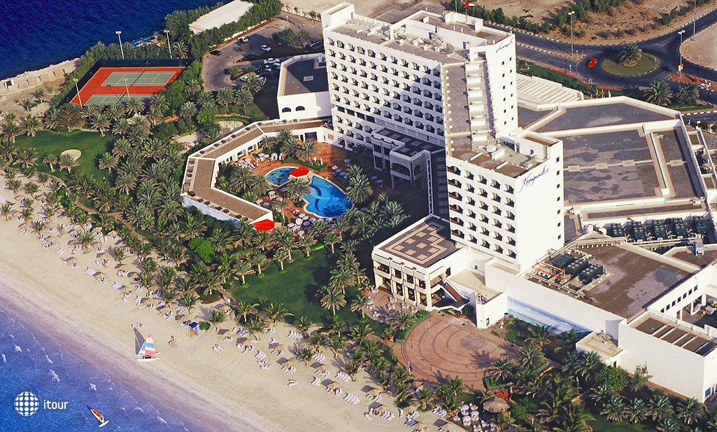 Kempinski Ajman Hotel & Resort 1