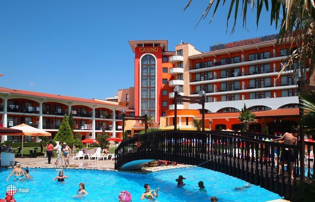 hrizantema hotel casino
