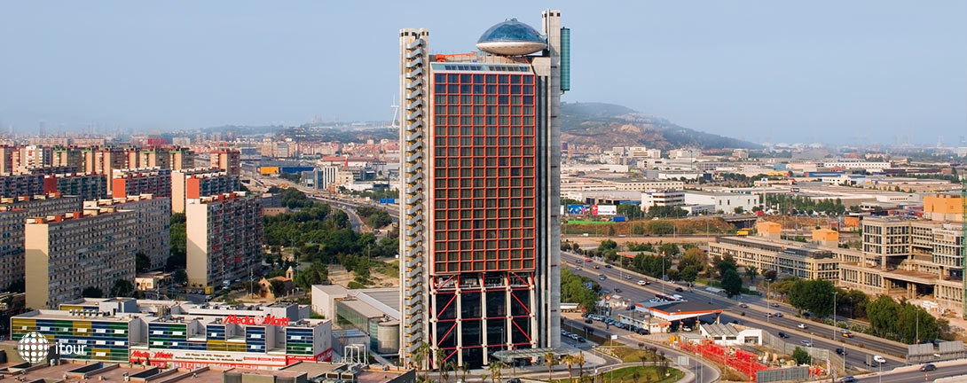 Hesperia Tower Hotel & Convention Centre 9