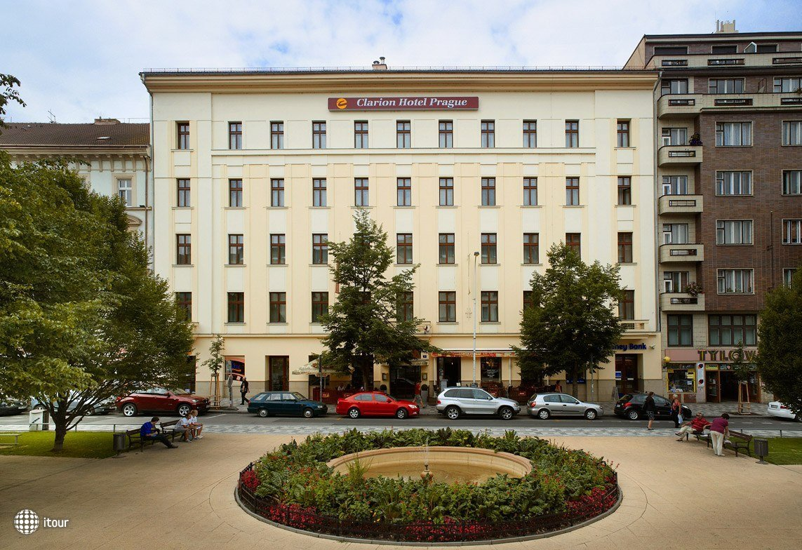Clarion Hotel Prague City 1