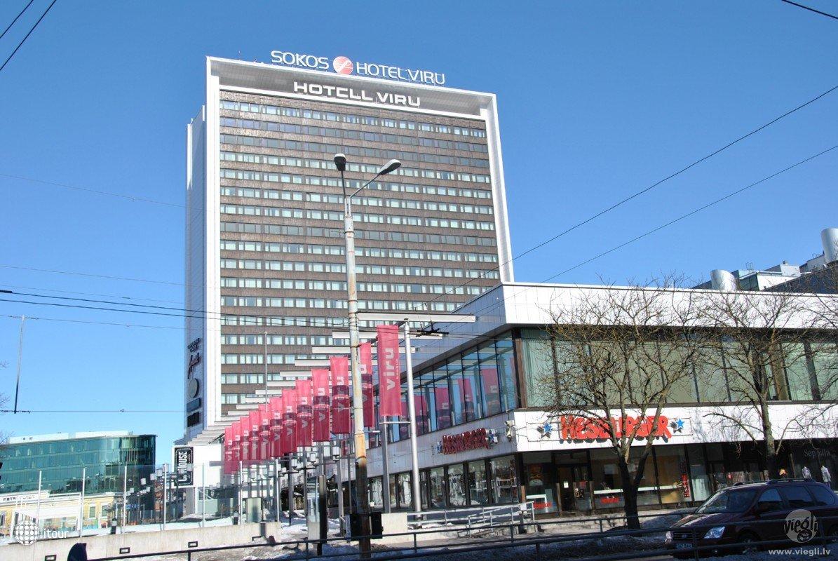 Sokos Hotel Viru 2