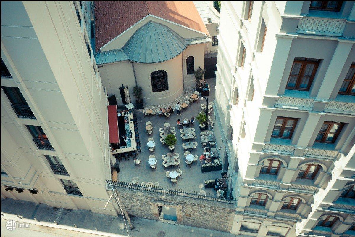 Rixos Pera Istanbul 10