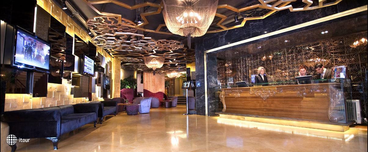 Hotel Zurich 1