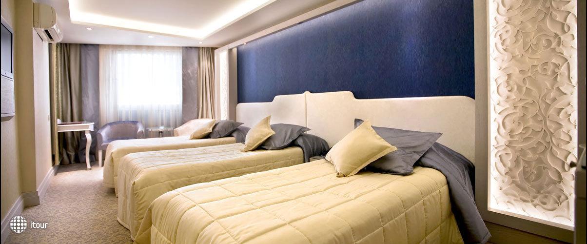 Hotel Zurich 5