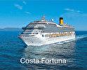 лайнер Costa Fortuna