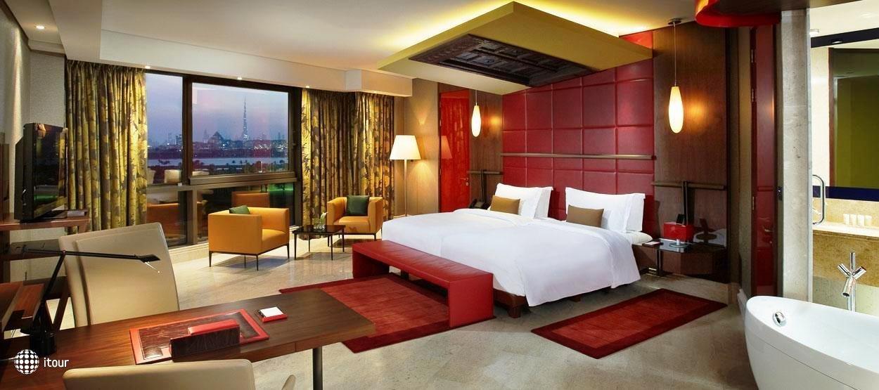 Jumeirah Creekside Hotel 3