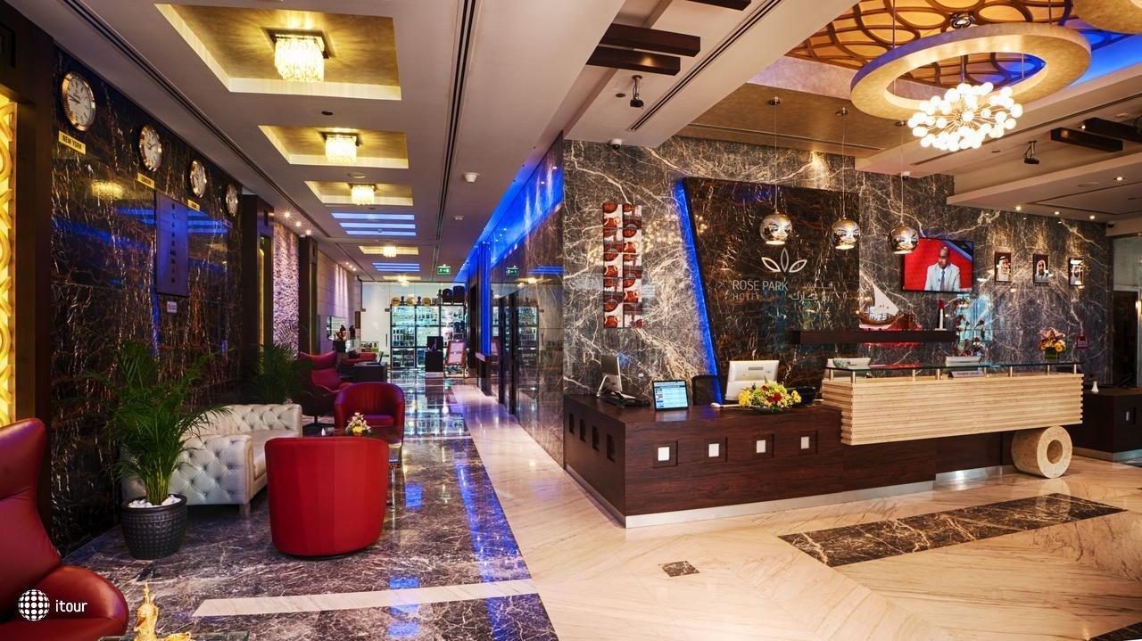 Rose Park Hotel Al Barsha 8
