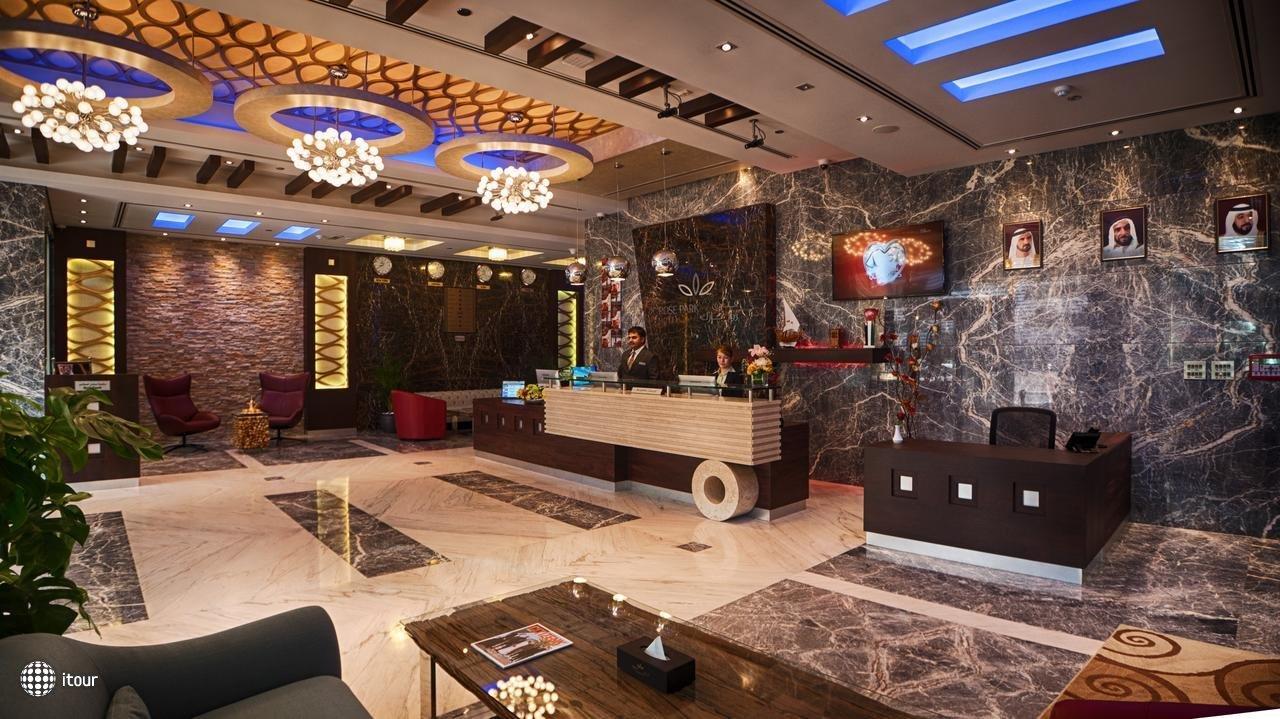 Rose Park Hotel Al Barsha 7