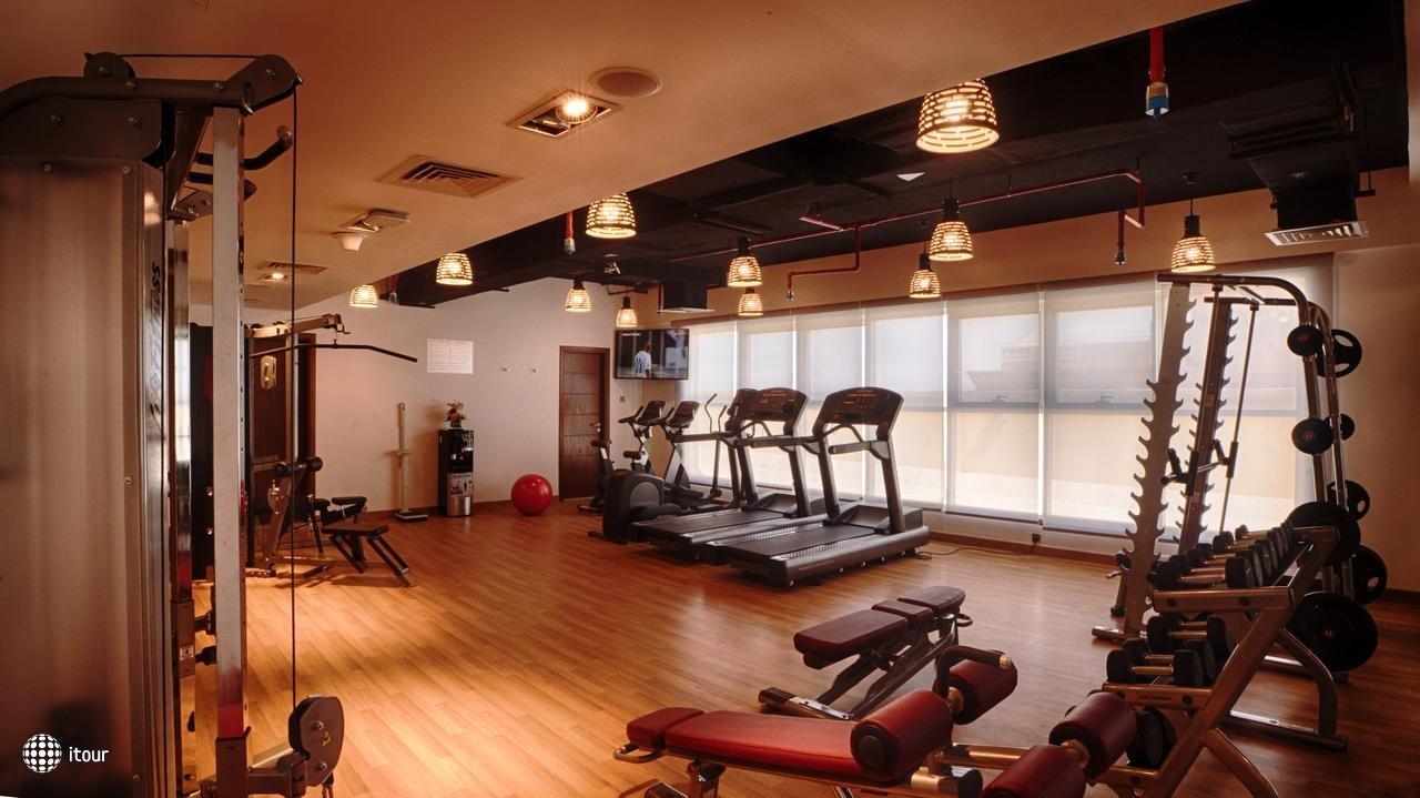 Rose Park Hotel Al Barsha 6