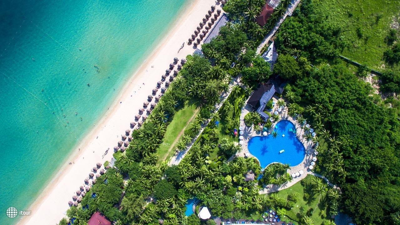 Sunshine Resort Intime Sanya 3