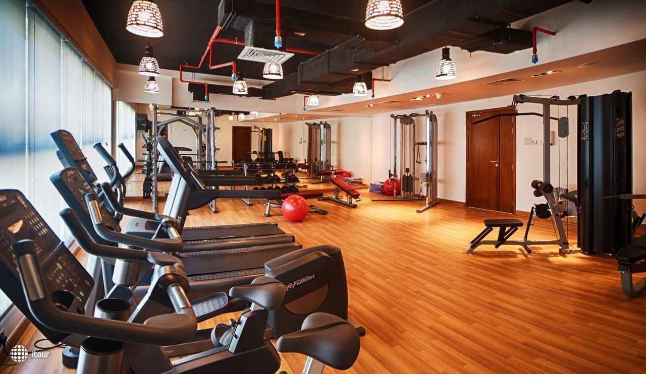 Rose Park Hotel Al Barsha 5