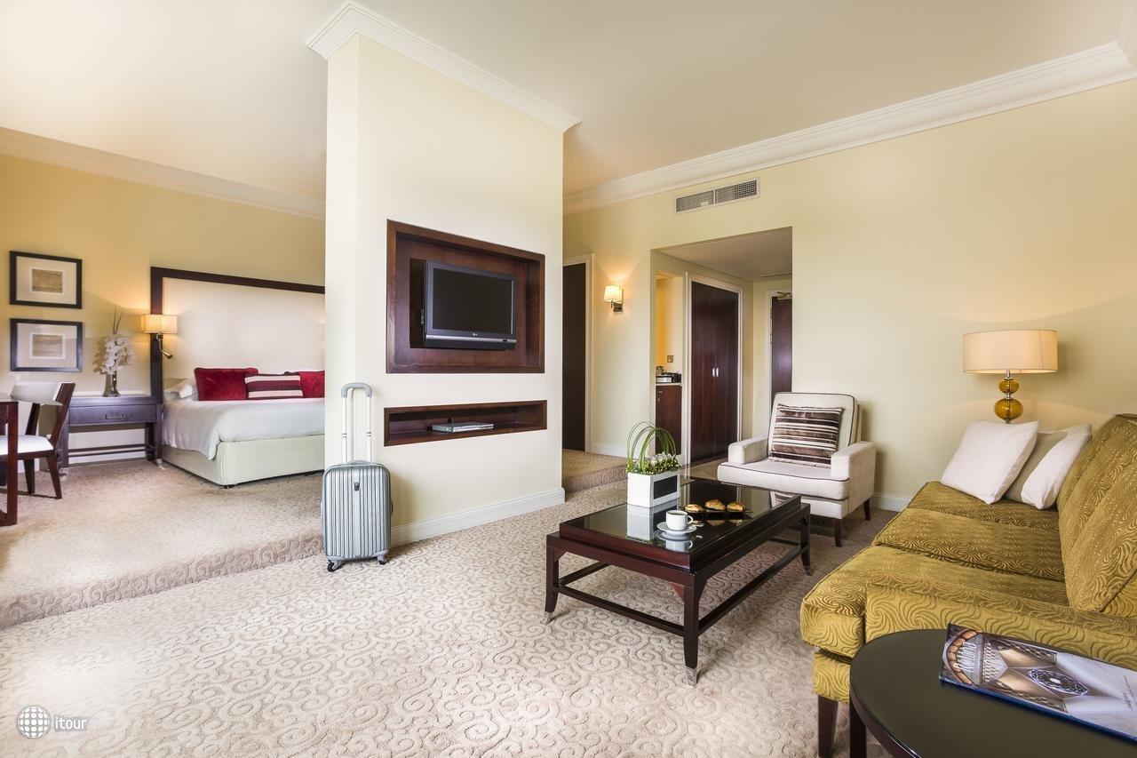 Roda Al Bustan (ex. Al Bustan Rotana Hotel Dubai) 5