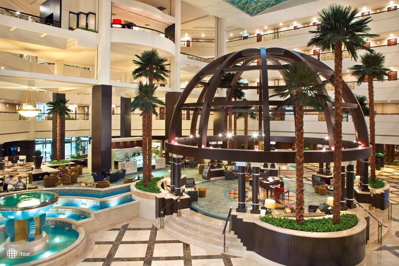 Roda Al Bustan (ex. Al Bustan Rotana Hotel Dubai) 3