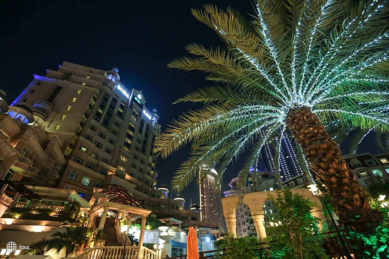 Roda Al Murooj Dubai Hotel Downtown (ex. Al Murooj Rotana) 3