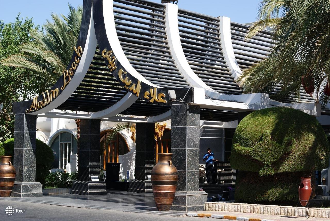 Dessole Aladdin Beach Resort 22