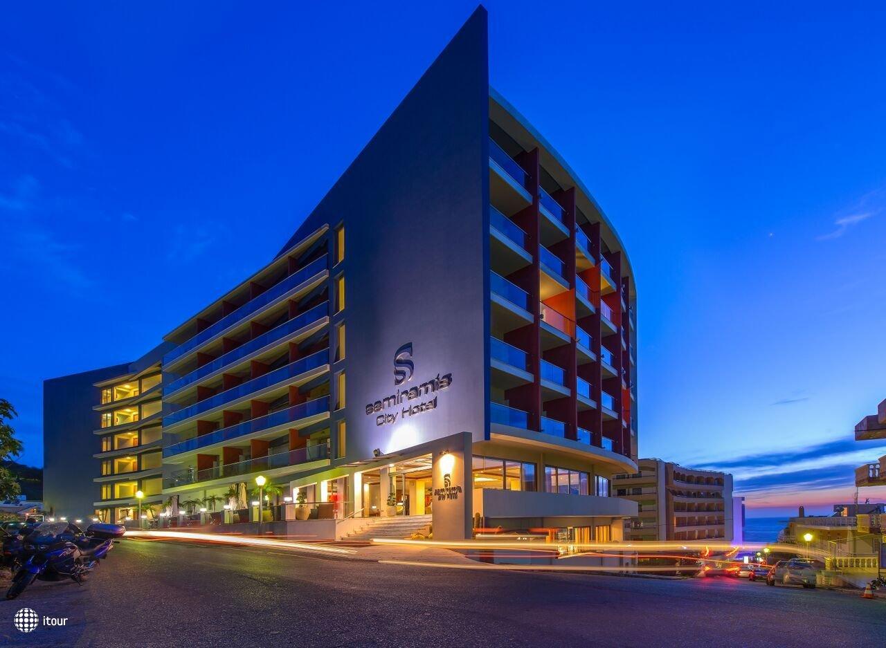 Semiramis City Hotel 1