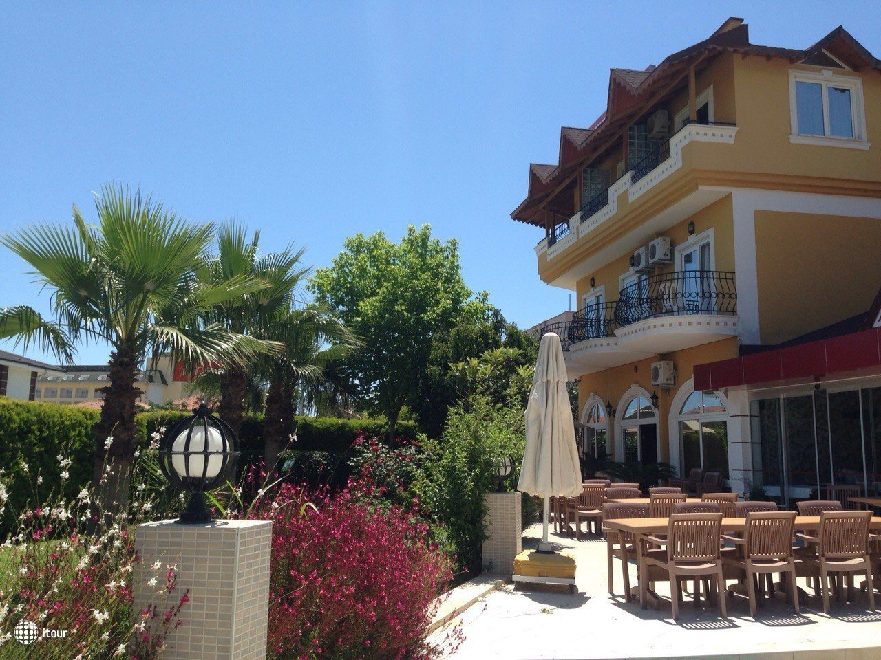 Flower Hotel 7
