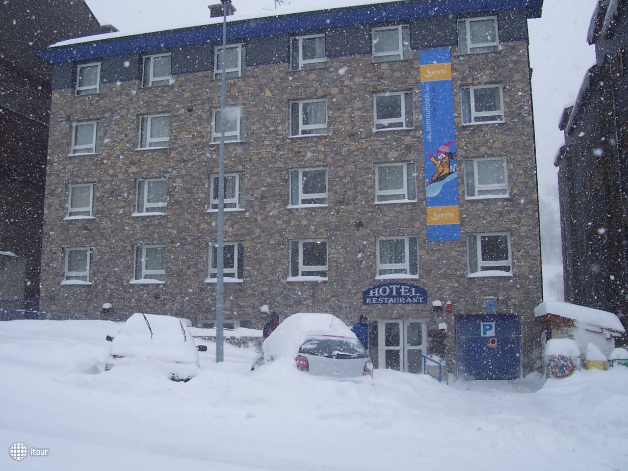 Somriu Vall Ski 1