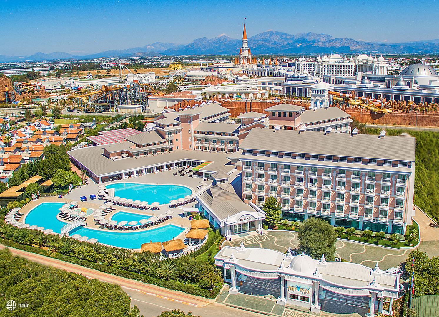 Innvista Hotel Belek (ex. Vera Hotel Verde Belek) 2