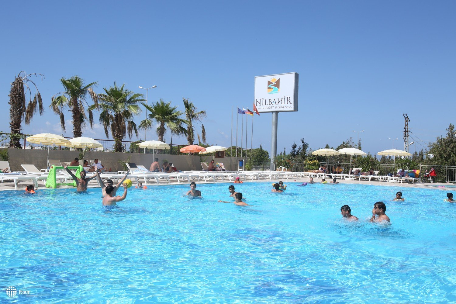 Nilbahir Resort Hotel & Spa 5