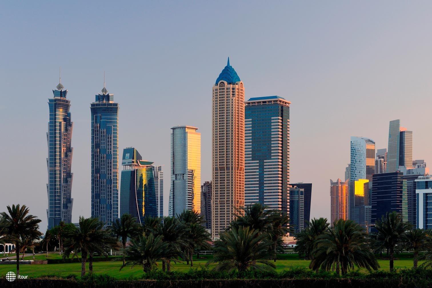 Jw Marriott Marquis Dubai 1