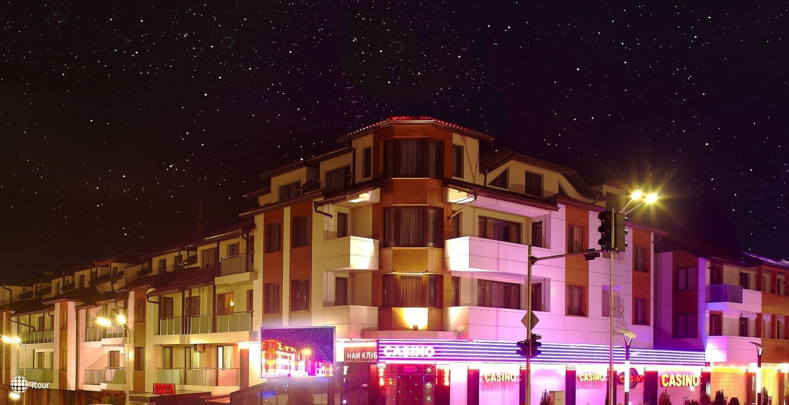 Grand Hotel Bansko 1