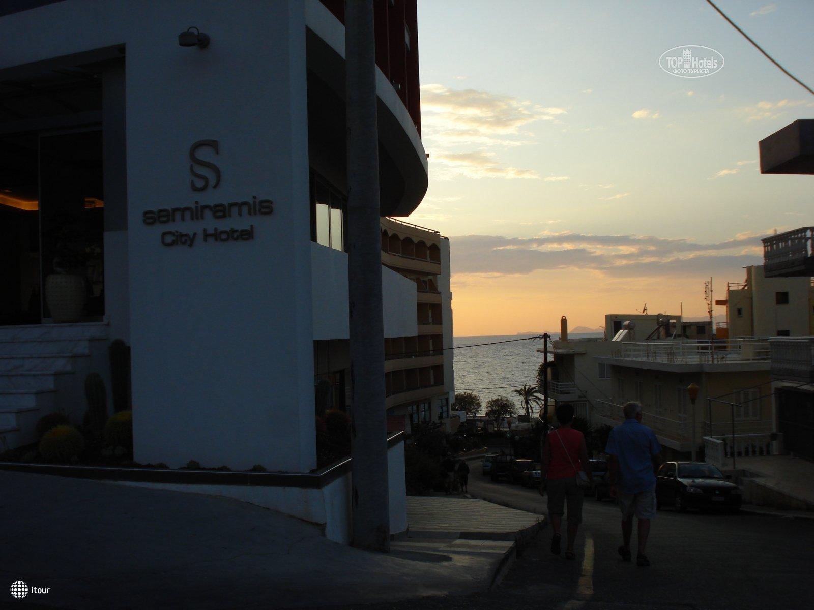 Semiramis City Hotel 9