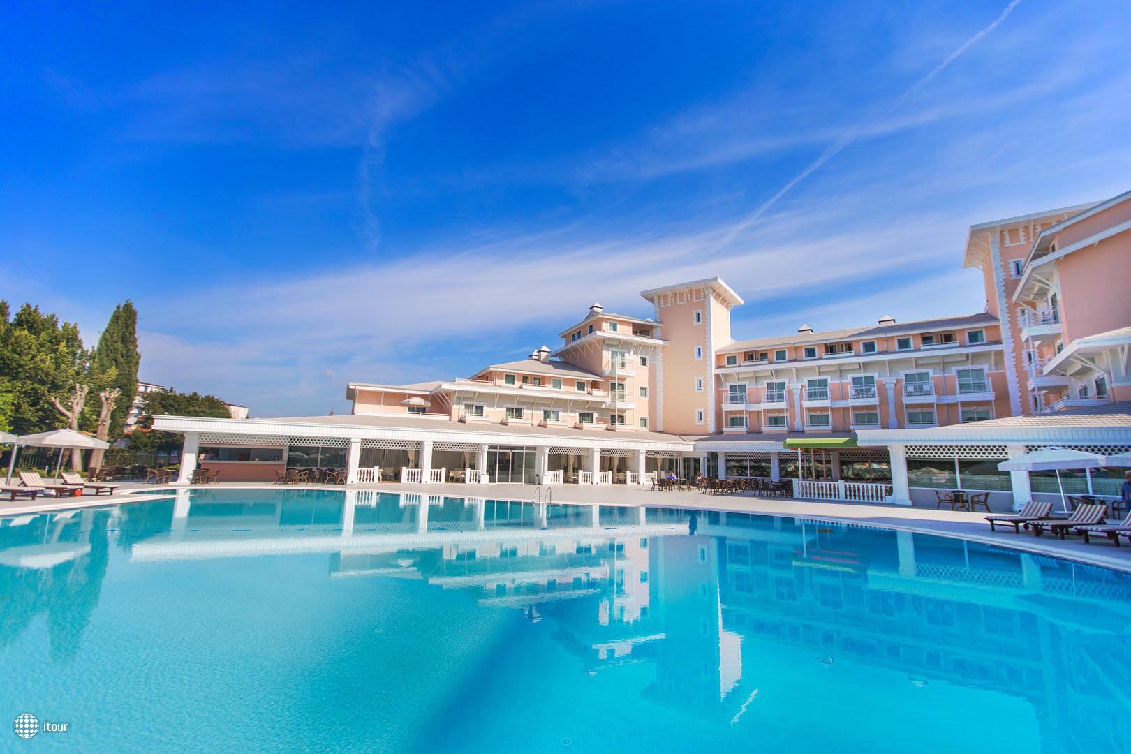 Innvista Hotel Belek (ex. Vera Hotel Verde Belek) 8