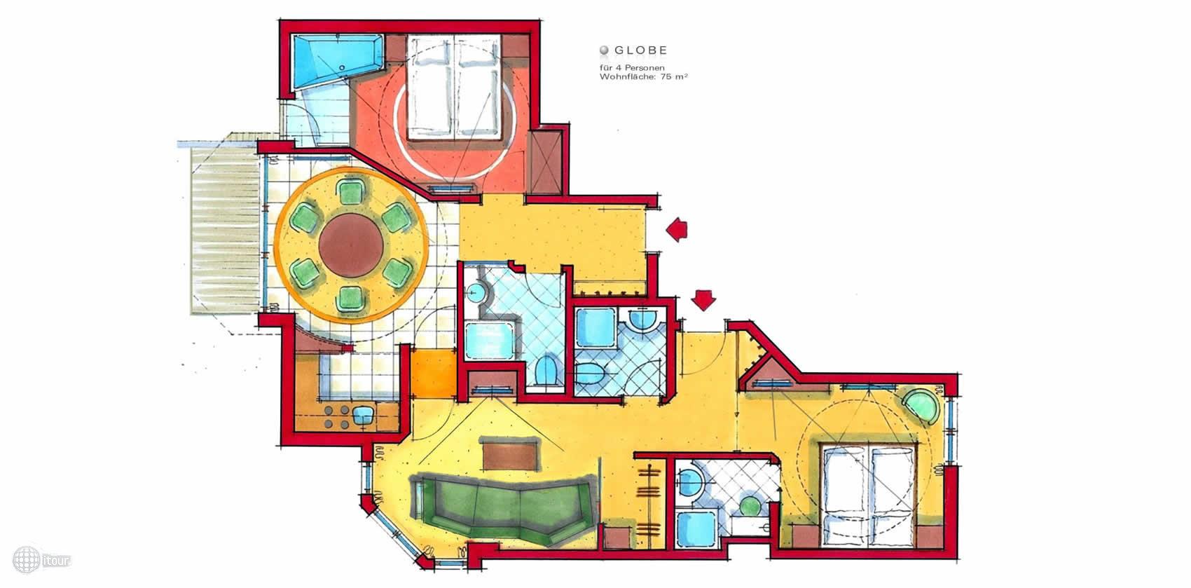 Gruetter Luxury Apartments 5