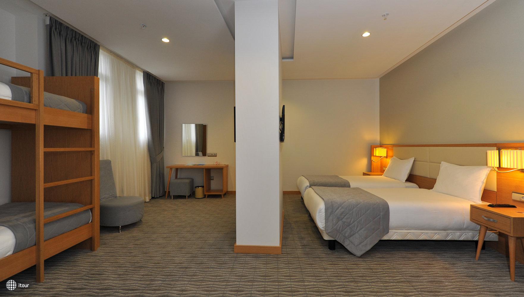 Hotel Olimpiyat 10